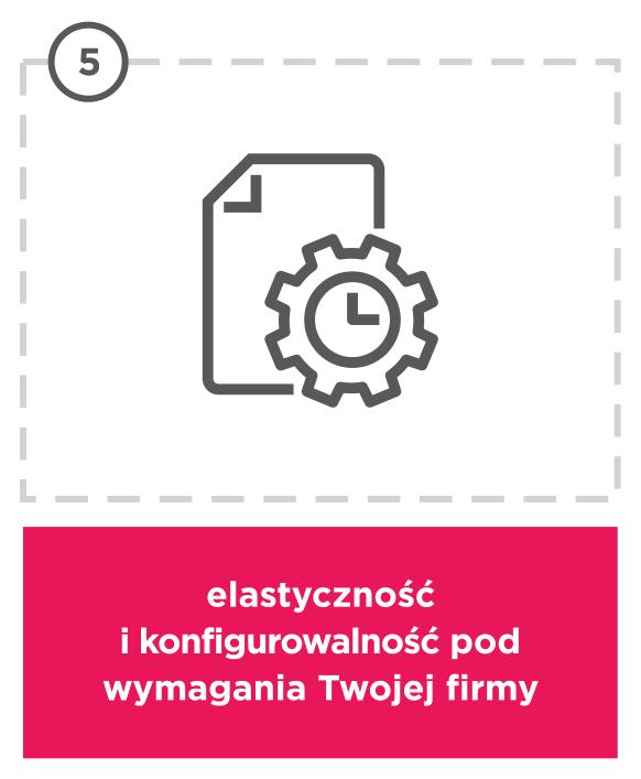 Korzyści enova365 - Elastyczność i konfigurowalność pod wymagania firmy